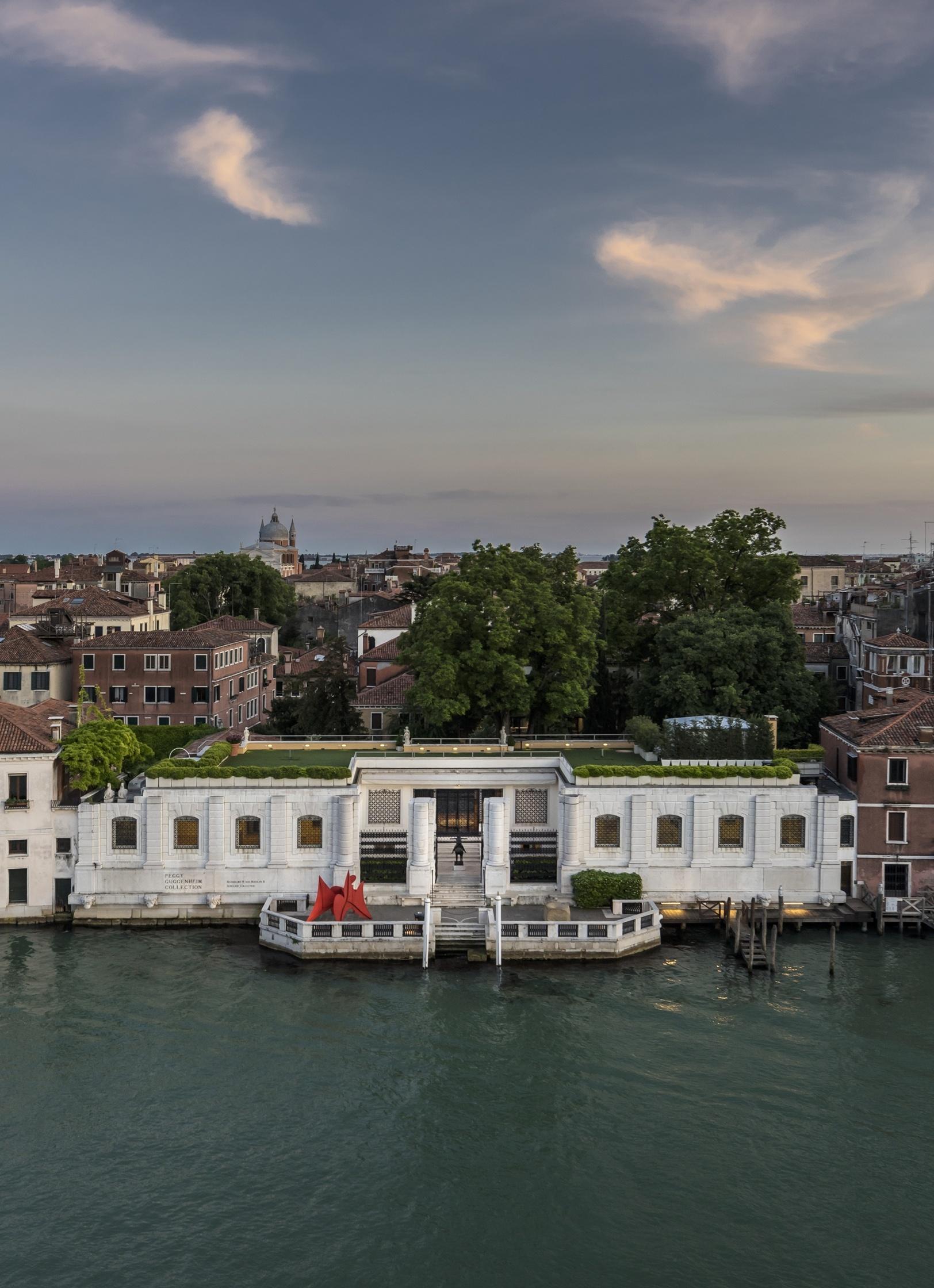 Biblioteca della Collezione Peggy Guggenheim
