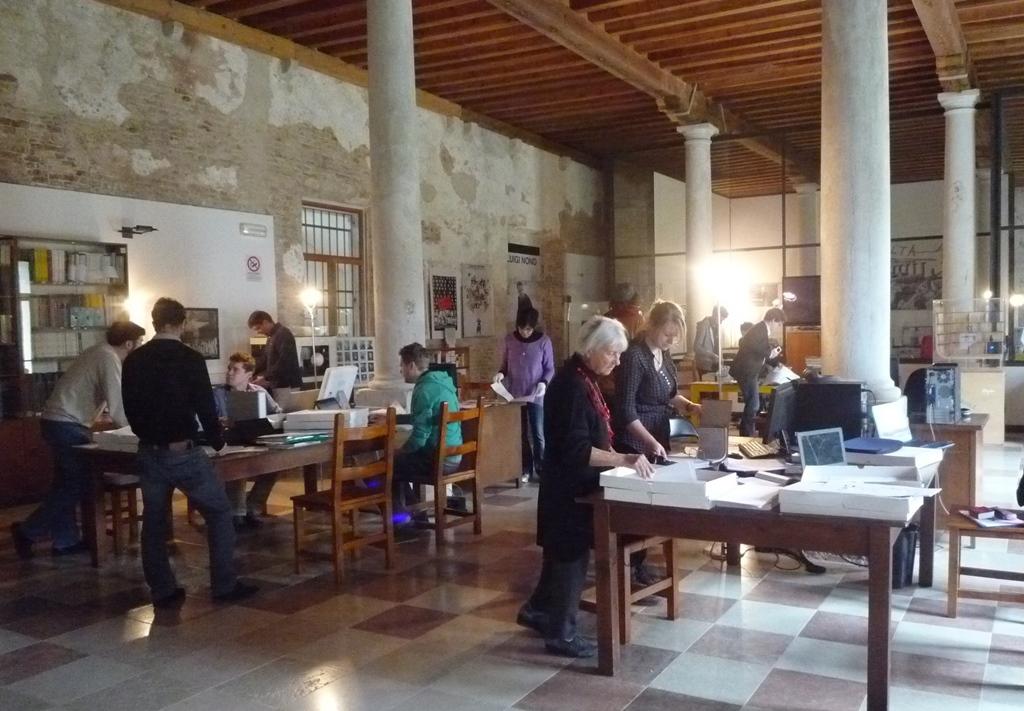 Archivio Luigi Nono