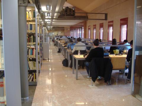 Ca' Foscari BEC Biblioteca di Area Economica