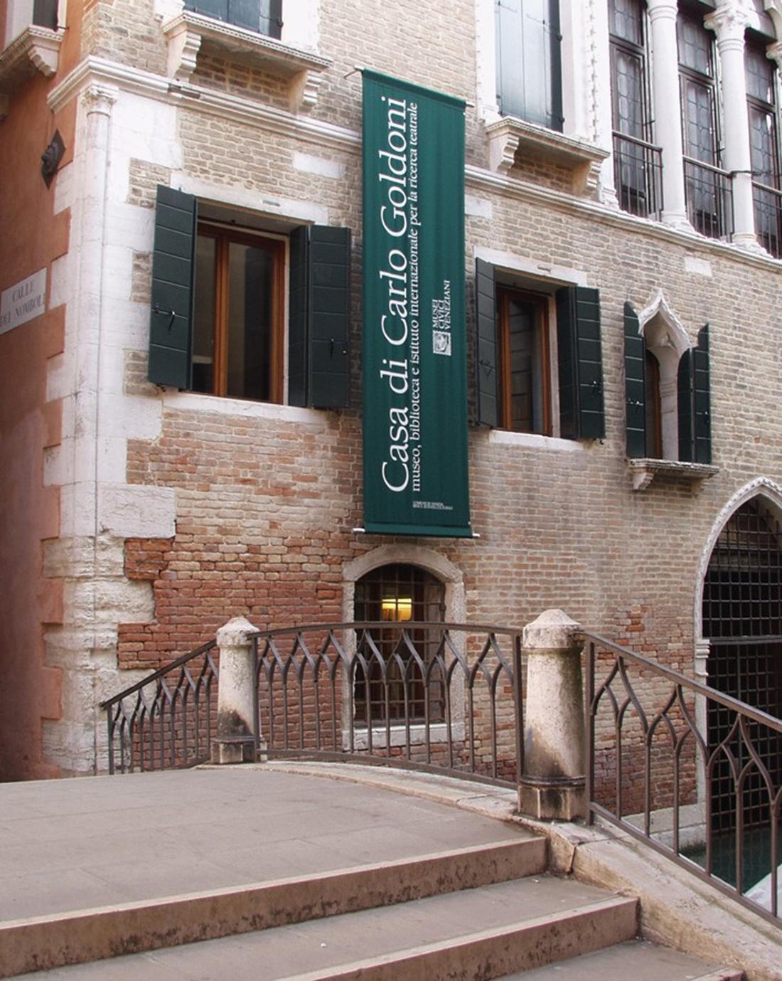 Biblioteca della Casa di Carlo Goldoni - Centro Studi Teatrali