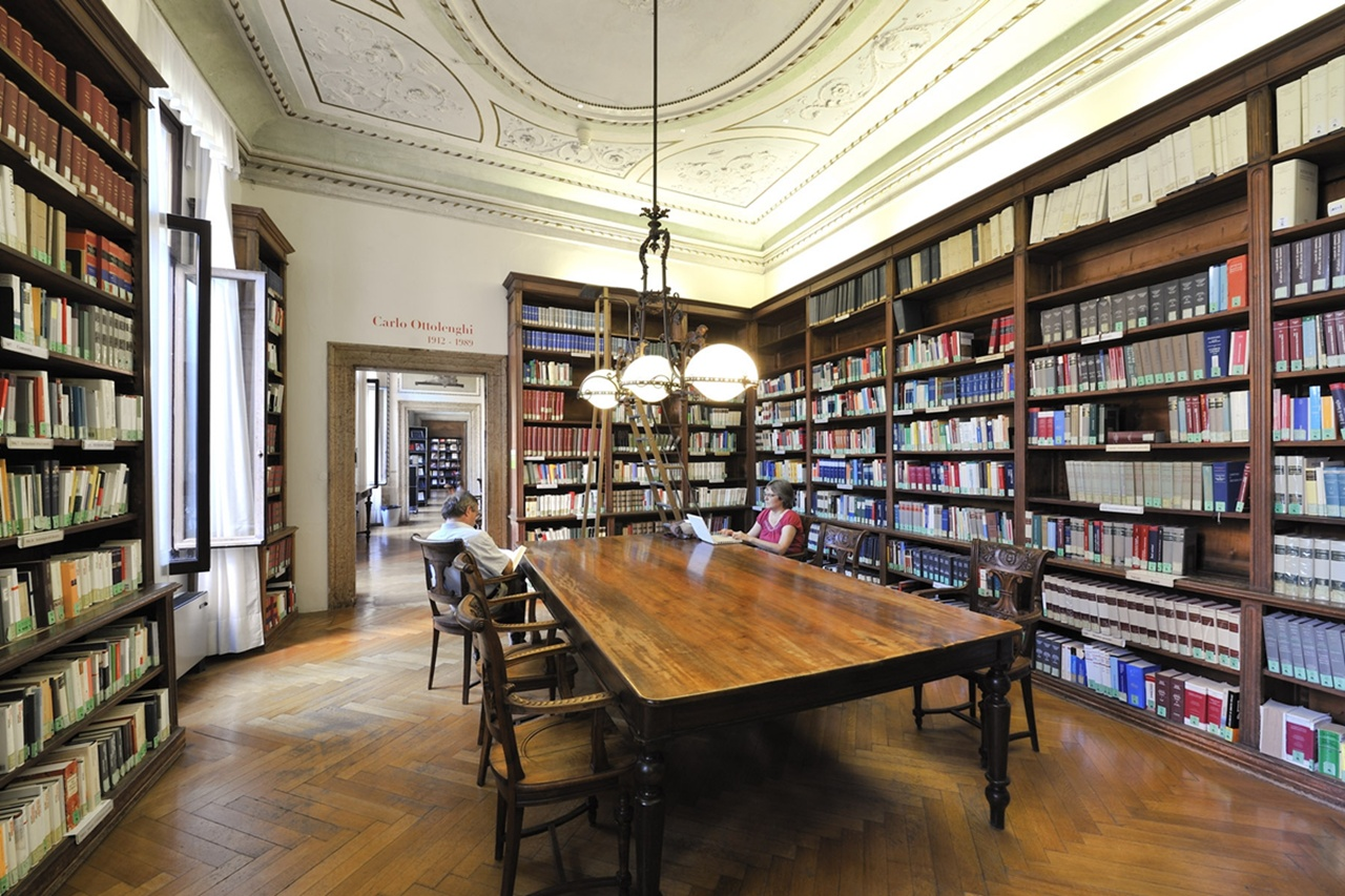 Biblioteca della Fondazione Querini Stampalia