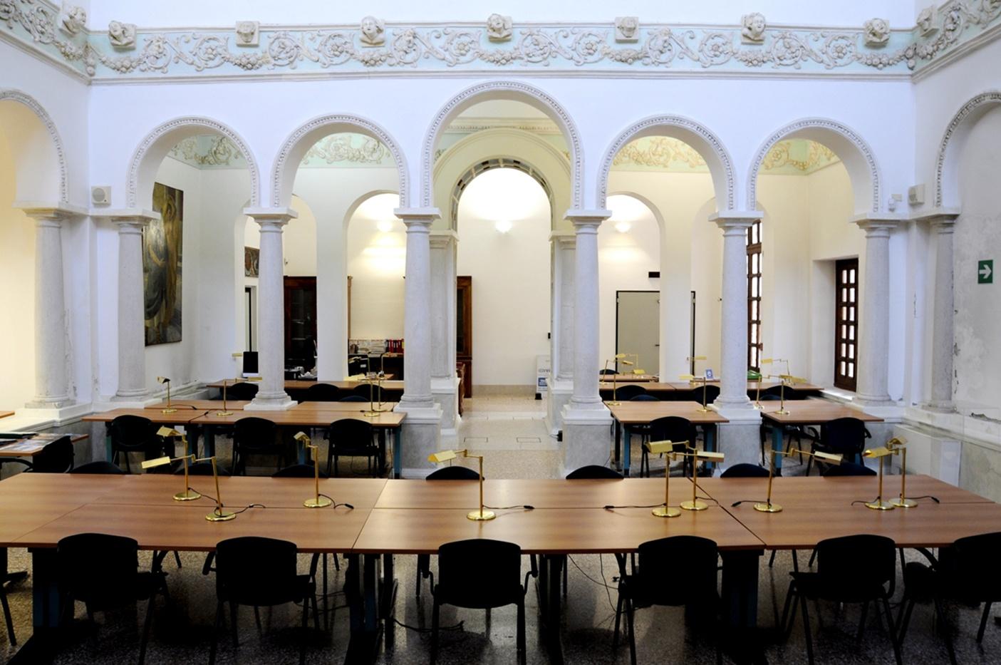 Biblioteca dell'Accademia delle Belle Arti