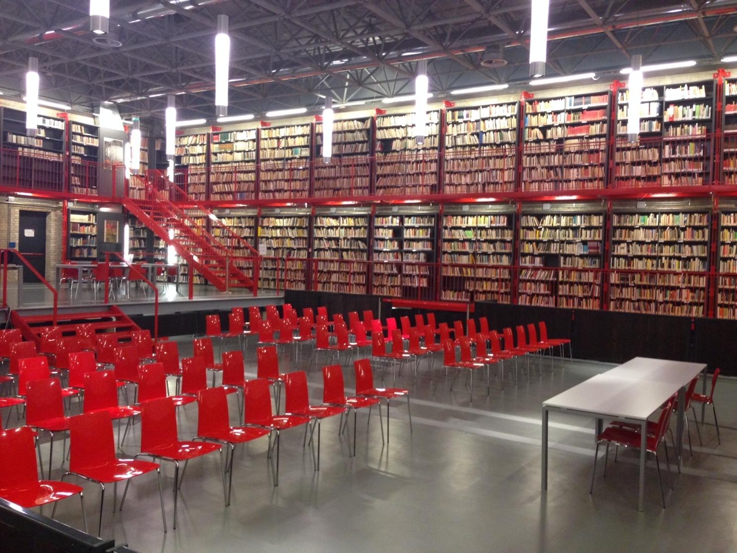 Biblioteca della Biennale di Venezia - ASAC